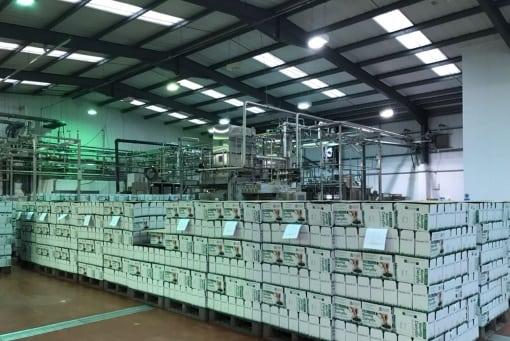 Industrial Gallery - Freshways Factory