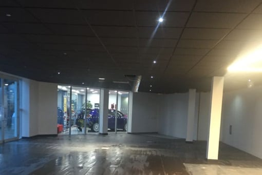 Retail Gallery - Vospers Peugot