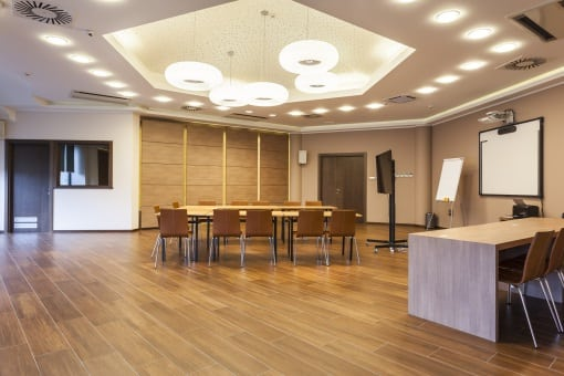 Electrical Contractors in Plymouth - Meeting Room