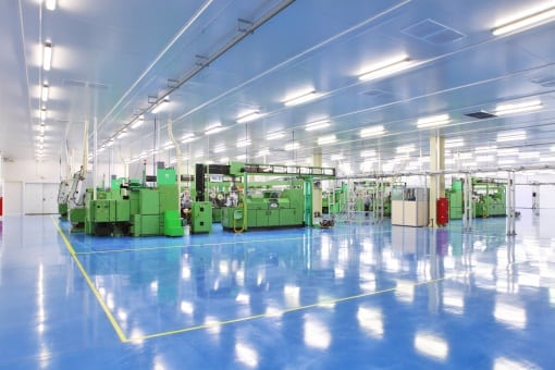 Electrical Contractors in Plymouth - Factory