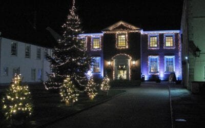 How to Safely Install Outdoor Christmas Lights