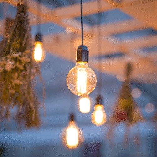 Domestic Electricians - Garden Lights - JAH Electrical Services