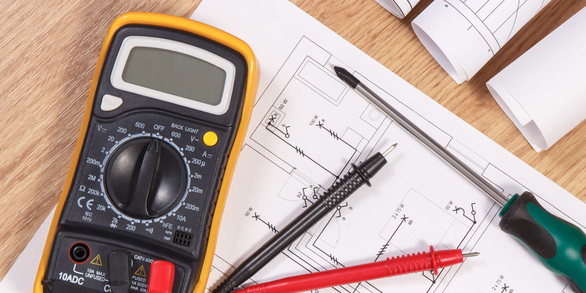 Electrical Testing and Inspection - Diagrams - JAH Electrical Services