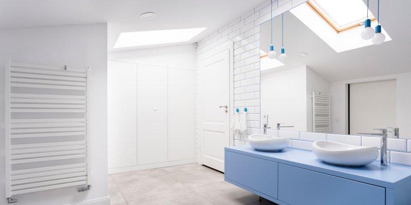 Kitchen Electrics - Light Bathroom - JAH Electrical Services