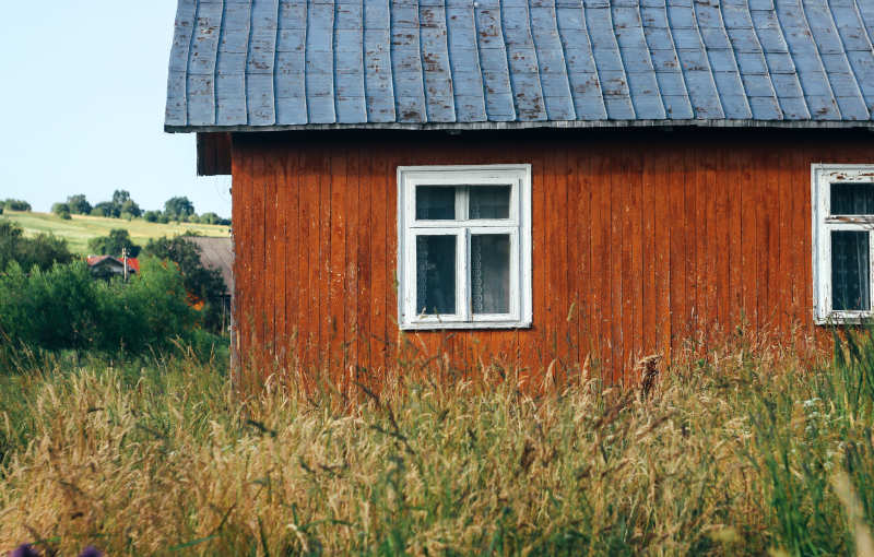 Outside Power Supply - Rustic Outbuilding - JAH Electrical Services
