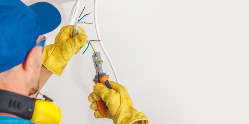 Rewiring - Cabling - JAH Electrical Services