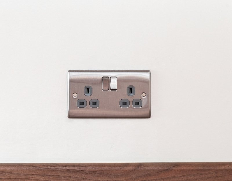 Sockets and Switches - Wall Socket - JAH Electrical Services
